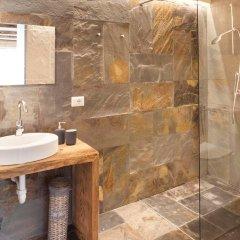 Отель Chalet Rikheland Италия, Саурис - отзывы, цены и фото номеров - забронировать отель Chalet Rikheland онлайн ванная