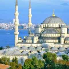 Отель White House Istanbul балкон