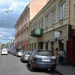 Отель Old Town Traku street apartment Литва, Вильнюс - отзывы, цены и фото номеров - забронировать отель Old Town Traku street apartment онлайн парковка