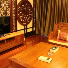 Jitai Boutique Hotel Tianjin Jinkun 4* Люкс повышенной комфортности фото 2