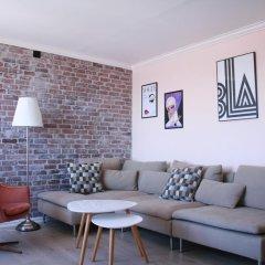 Апартаменты Stavanger Small Apartments - City Centre комната для гостей фото 2