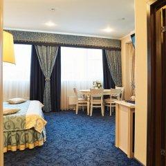 Гостиница Европа Полулюкс с различными типами кроватей