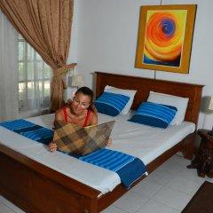 Отель Barasti Beach Resort Номер категории Эконом с двуспальной кроватью фото 4