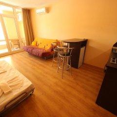 Апартаменты Menada Luxor Apartments Студия Эконом с различными типами кроватей фото 26