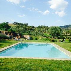 Отель Rural Casa Viscondes Varzea Португалия, Ламего - отзывы, цены и фото номеров - забронировать отель Rural Casa Viscondes Varzea онлайн бассейн
