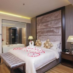 Athena Boutique Hotel 3* Представительский люкс с различными типами кроватей фото 2