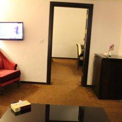 Al Fanar Palace Hotel and Suites 3* Представительский люкс с различными типами кроватей фото 3