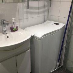 Апартаменты Studio Albertinkatu ванная