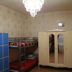 Гостевой дом Smolenka House Кровать в общем номере с двухъярусной кроватью фото 4