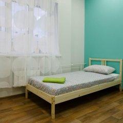 Хостел Воздух Красноярск Кровать в женском общем номере с двухъярусной кроватью фото 6