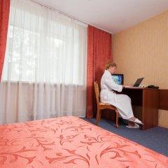 Гостиница AMAKS Центральная Стандартный номер разные типы кроватей фото 11