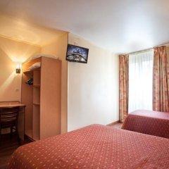 Отель Hôtel Habituel 3* Стандартный номер с различными типами кроватей фото 2