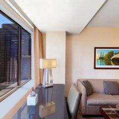 Отель Westin New York Grand Central 4* Люкс с различными типами кроватей фото 2