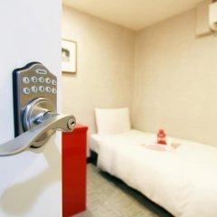 Отель Ximen Taipei DreamHouse 2* Стандартный номер с различными типами кроватей фото 7