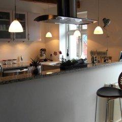 Апартаменты Fredericia Apartment Фредерисия питание