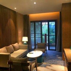 Отель Xiamen Aqua Resort 5* Люкс повышенной комфортности фото 2