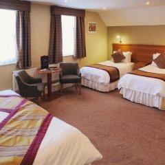 Отель Middletons Hotel Великобритания, Йорк - отзывы, цены и фото номеров - забронировать отель Middletons Hotel онлайн комната для гостей фото 8