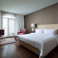 Гостиница Сочи Марриотт Красная Поляна комната для гостей фото 9