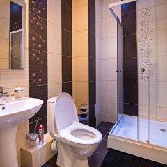 Hotel X.O Новосибирск ванная