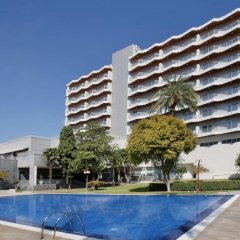 Hotel Medium Valencia бассейн фото 3