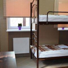 Гостиница Smile-H Кровать в общем номере с двухъярусной кроватью
