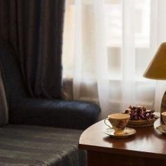 Апартаменты Гостевые комнаты и апартаменты Грифон Номер Делюкс с различными типами кроватей фото 13