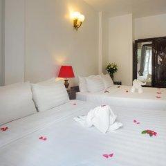 Hanoi 3B Hotel 2* Стандартный семейный номер с двуспальной кроватью фото 11