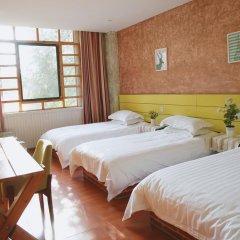 Chengdu Dreams Travel Youth Hostel Стандартный номер с различными типами кроватей