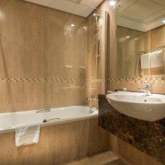 First Central Hotel Suites 4* Апартаменты Премиум с различными типами кроватей фото 7