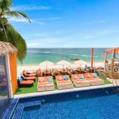 Rich Resort Beachside Hotel 2* Люкс с различными типами кроватей фото 5
