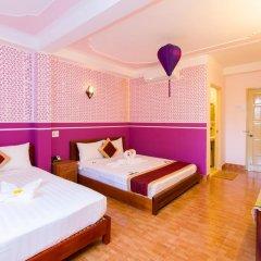 Отель Vy Hoa Hoi An Villas 3* Вилла с различными типами кроватей фото 7