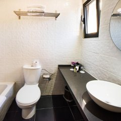 Отель Jerusalem Inn Иерусалим ванная