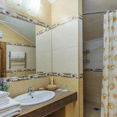 Гостиница Кремлевский 4* Улучшенный люкс с различными типами кроватей фото 5
