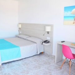 Отель Apartamentos Playa Moreia комната для гостей фото 4