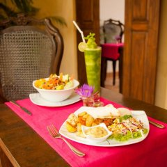 Отель Mango House питание
