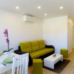 Отель RS Porto Campanha Апартаменты разные типы кроватей фото 5
