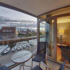 Апартаменты Dom & House - Apartments Waterlane Улучшенные апартаменты с различными типами кроватей фото 45