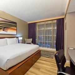 Отель West 57th Street by Hilton Club США, Нью-Йорк - отзывы, цены и фото номеров - забронировать отель West 57th Street by Hilton Club онлайн комната для гостей фото 7