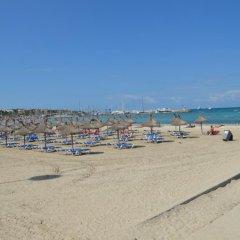 Hotel Mix Alea пляж фото 2