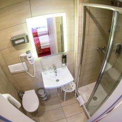 Отель City Pension ванная