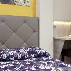 Отель Hostal Barcelona Стандартный номер с различными типами кроватей фото 23