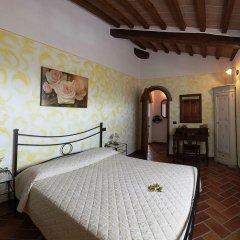 Отель La Casetta nel Bosco Синалунга комната для гостей