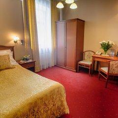 Бизнес-отель Купеческий 4* Стандартный номер разные типы кроватей фото 4