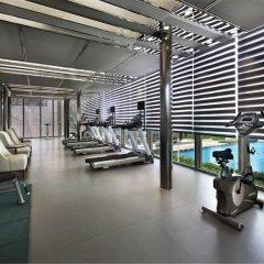 Unkai Hotel фитнесс-зал фото 3