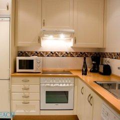 Отель Coral Beach Aparthotel 4* Улучшенные апартаменты с 2 отдельными кроватями фото 4