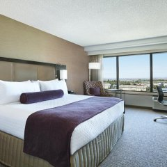 Отель Crowne Plaza San Jose-Silicon Valley 3* Стандартный номер с различными типами кроватей фото 3