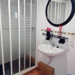 Отель Apartamentos Jerez Centro Испания, Херес-де-ла-Фронтера - отзывы, цены и фото номеров - забронировать отель Apartamentos Jerez Centro онлайн ванная фото 2
