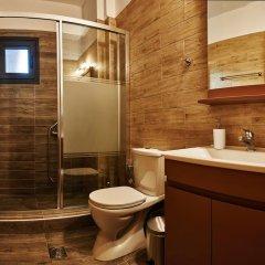 Отель Athos Thea Luxury Rooms Ситония ванная