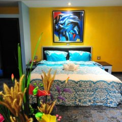 Отель Koenig Mansion 3* Улучшенный номер с различными типами кроватей фото 3