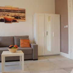 Апартаменты Apartment Sopot Holiday Hotelique комната для гостей фото 3